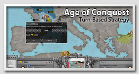 Age of Conquest: Online Multiplayer Strategy Game